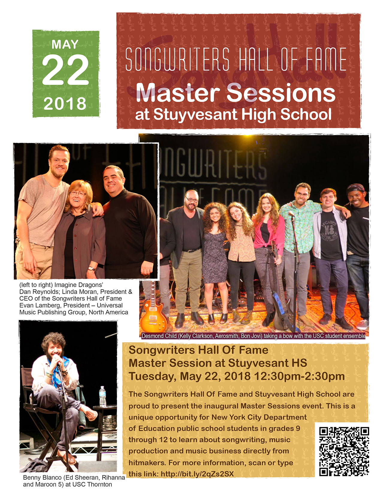 Songwriters Hall of Fame Master Sessions
