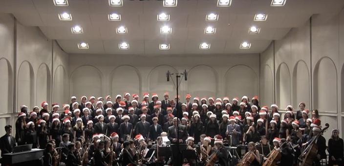 Stuyvesant Choir & Orchestra